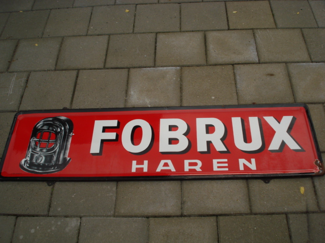 ,porcelain sign,emaill schild,reclamebord emaille bord fobrux