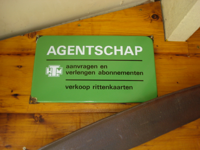 emaille bord agentschap abonement,porcelain sign, email schild, plaque emaillee